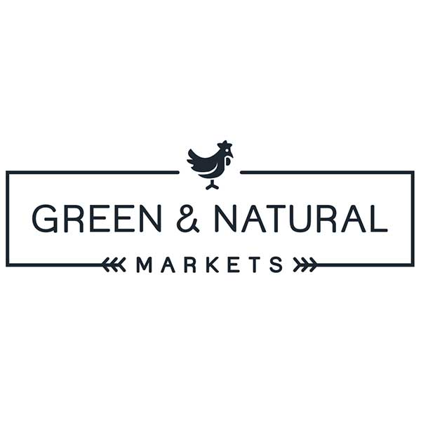Green and Natural market